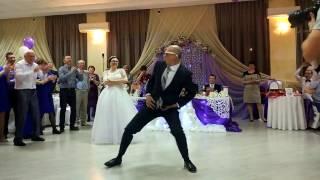Лучший танец отца и дочери на свадьбе!