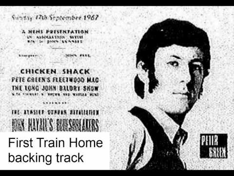 First train home backing track