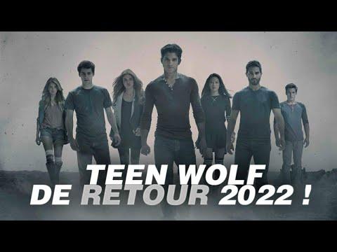 Download TEEN WOLF EST DE RETOUR EN 2022 ! (Officiel)