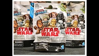 Hasbro Star Wars Micro Force Blind Bags Series One Review