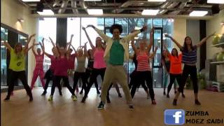 Lamento Boliviano- ZIN Volume 60 | Zumba Fitness choreography by Moez Saidi