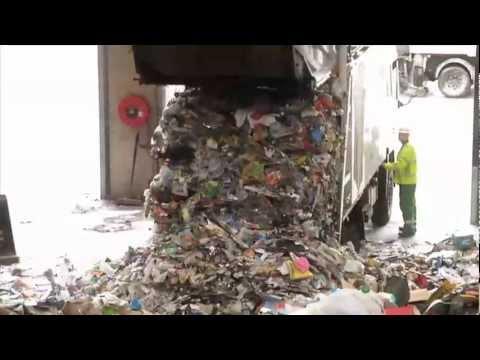 Materials Recovery Facility - Merseyside