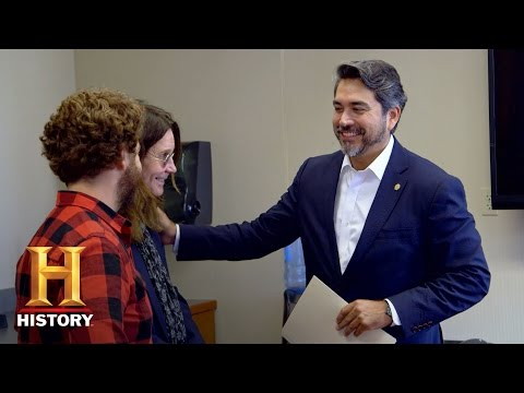 Ozzy & Jack's World Detour: 'Meeting the Councilman' | Sundays 10/9c | History