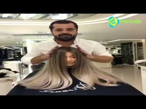 Hair Color Transformation Compilation
