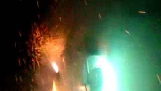 pantera pirotecnika san pablo huixtepec