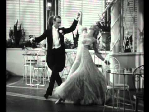 Fred Astaire Ginger Rogers Night And Day The Gay Divorcee 1934 Youtube