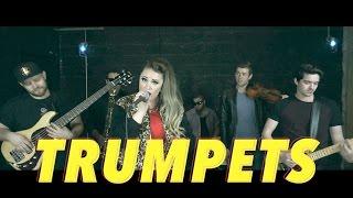 Trumpets - jason derulo // live cover ...