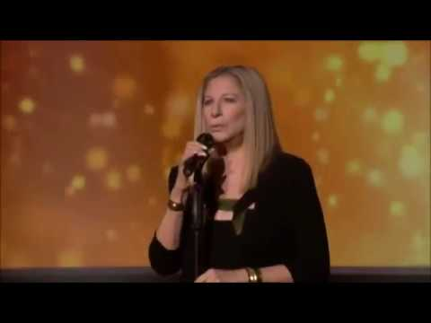 Barbra Streisand Avinu Malkeinu Live In Israel