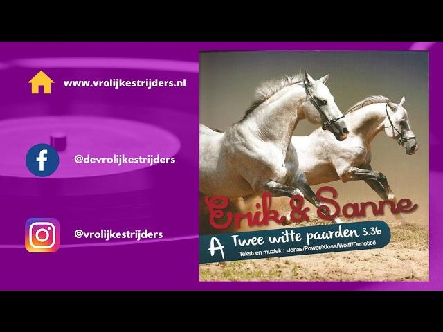 PiratenHits - Erik & Sanne - Twee Witte Paarden