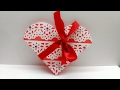 Heart shaped Greeting Card| Magic Quill