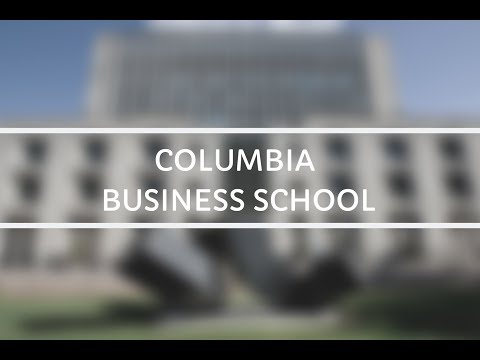 Admit from Columbia (MBA) | Indian applicant