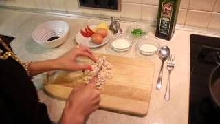 The Pancake Omelet ~ Hearty Breakfast ~ My Kitchen Series