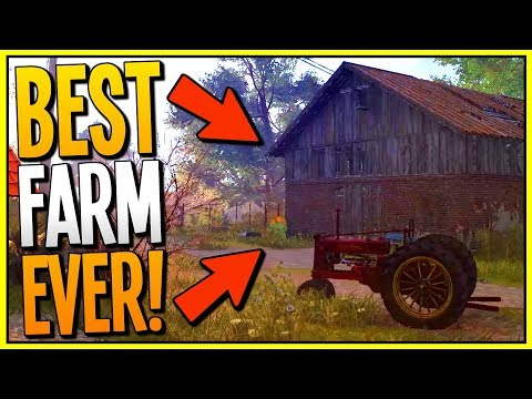 TURNING AN OLD ABANDONED FARM INTO A BUSINESS EMPIRE - Farmer's Dynasty Gameplay