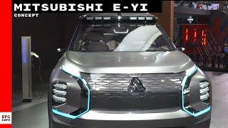 Mitsubishi e-Yi Concept thumbnail