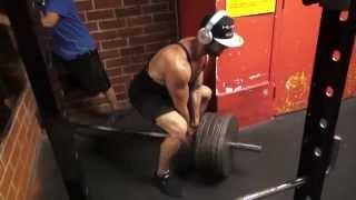 Training En Banlieue à Los Angeles (dos + Biceps)