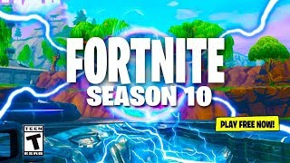 Fortnite Season X Story Trailer| Map Changes,Skins Season 10,Fortnite Season 10 Official Trailer