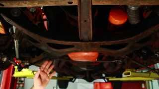 Replacing a Factory Mopar K-Member with a QA1 K-Member - QA1 Tech