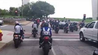 Ride of the Century 2011 - Taking Over Downtown St. Louis - ROC