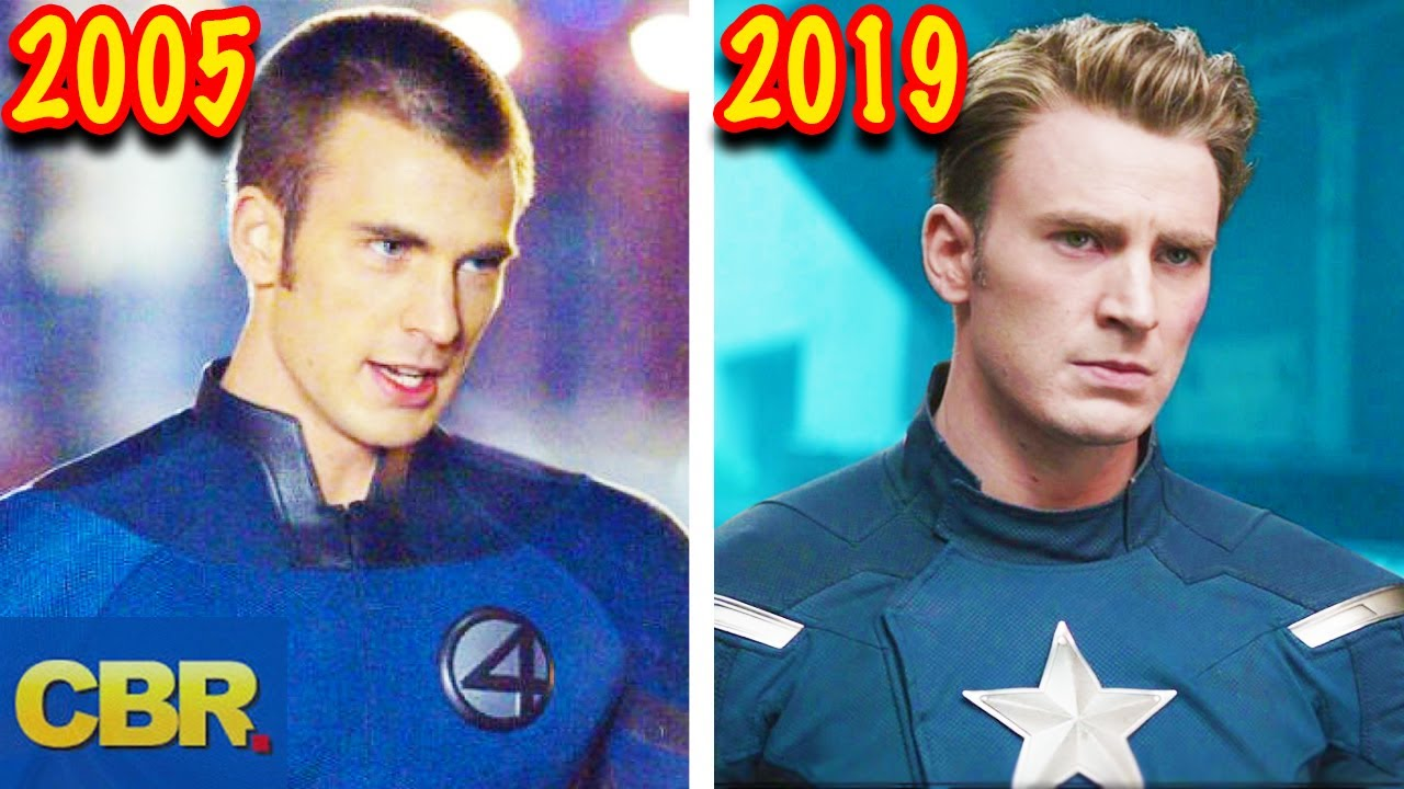 15 Times Marvel Recycled Their Actors