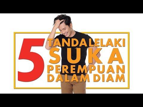 5 Tanda Lelaki Suka Perempuan Dalam Diam
