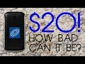 A Budget Modern Flip-Phone: How Bad Can It Be? - Alcatel A394C Review