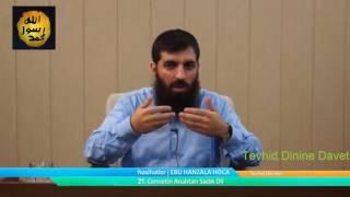 Ebu Hanzala Dilimizi Nasıl Islah Edebiliriz
