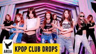 KPOP Sexy Girl Club Drops Vol. II Apr 2015 (AOA Rainbow Venus) Trance Electro House Trap Korea
