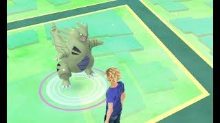 A Wild Tyranitar Has Appeared! Can Jonno Catch It?! HUGE 2778CP Tyranitar in the Wild! Pokemon GO