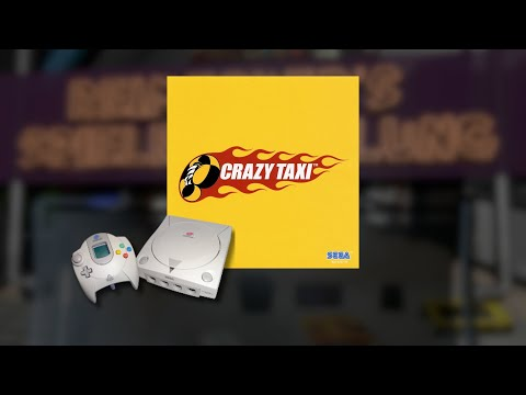 Gameplay : Crazy Taxi [Dreamcast]