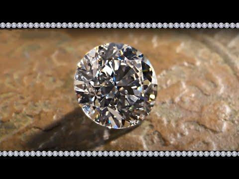Как отличить бриллиант от подделки!? (часть 1)