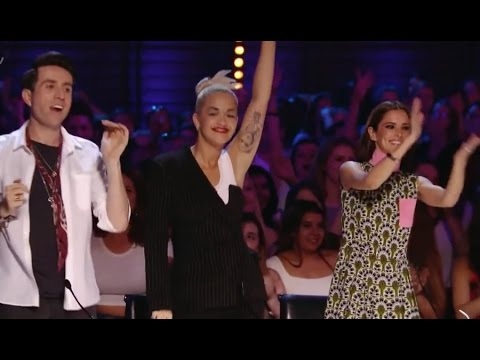 Thumbnail: Judges Asked Her to Choose Another Song And Then Watch What Happens Next!