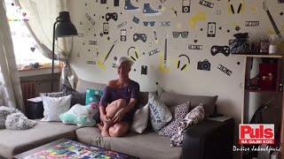 NA GAJBI KOD Voditeljka Televizije Pink, Dušica Jakovljević nas je primila u njen stan