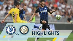 CHELSEA-INTER 1-1  (6-5 a.p.) | Highlights | International Champions Cup 2018/19