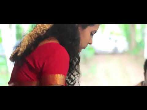 😘Mangalyam thanthunanena short film scene, 💜romantic moment👫