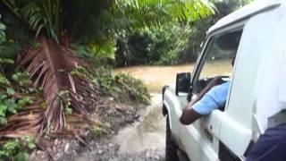 Les routes de Papouasie