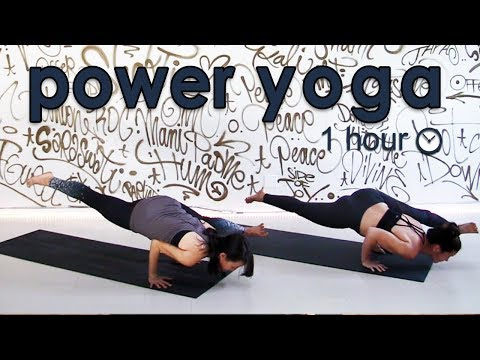 Intermediate Yoga Workout for Balance