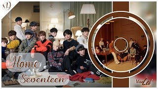 SEVENTEEN (세븐틴) – Home | 8D AUDIO | USE HEADPHONES |