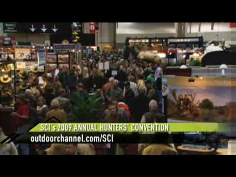Daily Updates On Outdoorchannel.com From The SCI Convention
