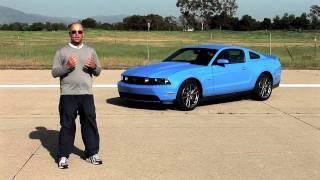 first test 2011 ford mustang gt