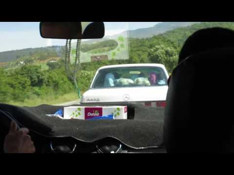 Morocco through Glass: In the Rif Mountains of Morocco, Grand Taxi
