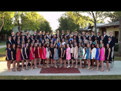 Trinity Valley School Commencement Spring 2017