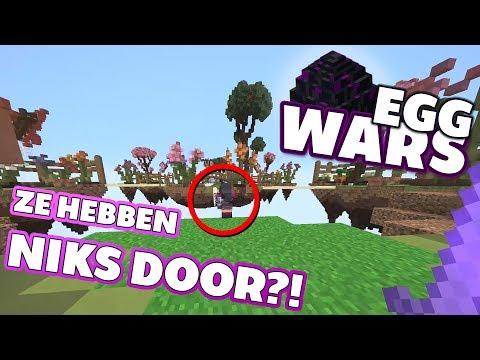 ZE HEBBEN NIKS DOOR?! - EGG WARS TEAM TDT #183