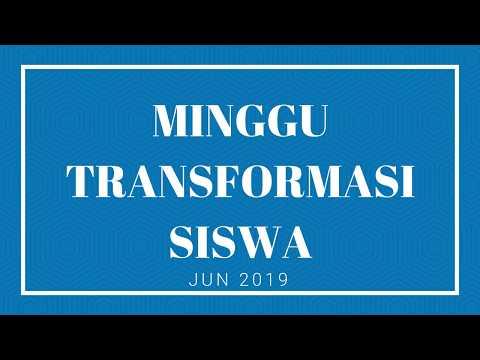 Penutup Minggu Transformasi Siswa Sesi Jun 2019 PBS