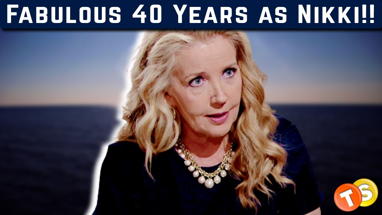 Y R Star Melody Thomas Scott Links Plastic Surgery To A Bad Childhood Memory In Her Memoir Youtube She's played the role of nikki newman on the young & the restless for over 40 years. y r star melody thomas scott links