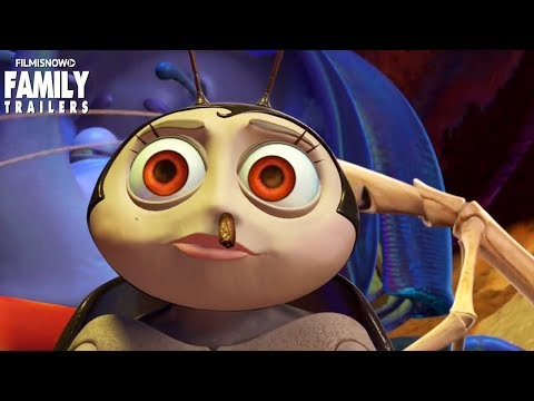 A Bug's Life | Have a laugh with funny bloopers and outtakes