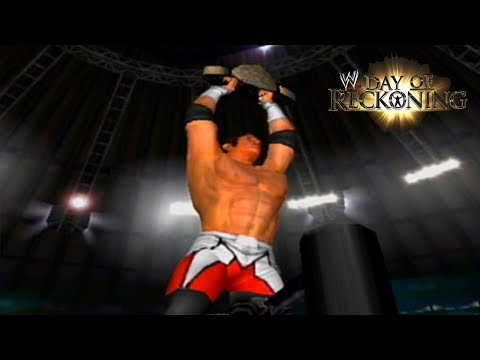 WrestleMania!!!   WWE Day of Reckoning Story Mode Playthrough Finale