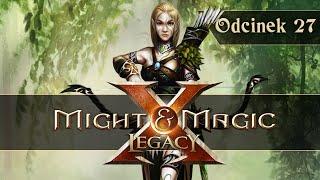 Zagrajmy w Might and Magic X Legacy PL - Zaginione Miasto! #27 GAMEPLAY PL