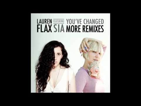 You've Changed (MK's D-troit Mix) - Lauren Flax featuring Sia