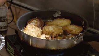 Beagle Gulf Beer Battered Fish: Bush Cook'n ► All 4 Adventure Tv