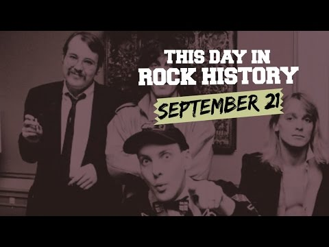 An Eagle is Born, Cheap Trick Delivers a Gem - September 21 in Rock History